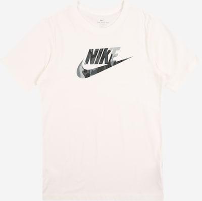 Nike Sportswear Tričko - černá / bílá, Produkt