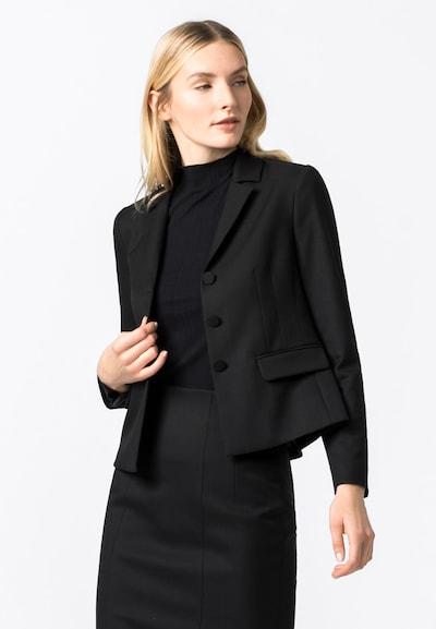 HALLHUBER Blazer in schwarz, Modelansicht