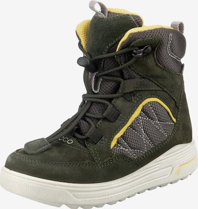 ECCO Schuh in gelb / grün, Produktansicht