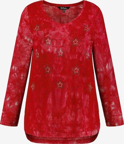 Ulla Popken Pullover in rot, Produktansicht