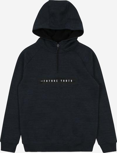 NAME IT Sweatshirt in dunkelblau / schwarz, Produktansicht
