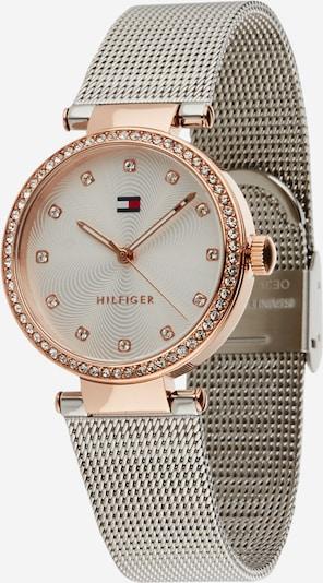 TOMMY HILFIGER Analoginen kello 'Sophisticated Sport' värissä roseekulta / hopea, Tuotenäkymä
