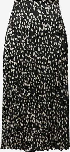ZABAIONE Spódnica 'Zena' w kolorze beżowy / czarnym: Widok z przodu