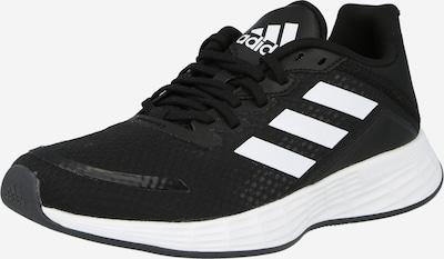 ADIDAS PERFORMANCE Sneaker 'Duramo' in schwarz / weiß, Produktansicht