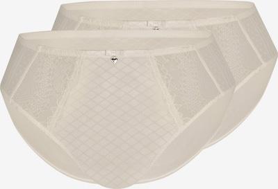sassa Slip 'MYSTICAL RHOMBUS' in beige / elfenbein, Produktansicht
