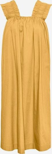 VERO MODA Robe d'été en jaune d'or: Vue de face