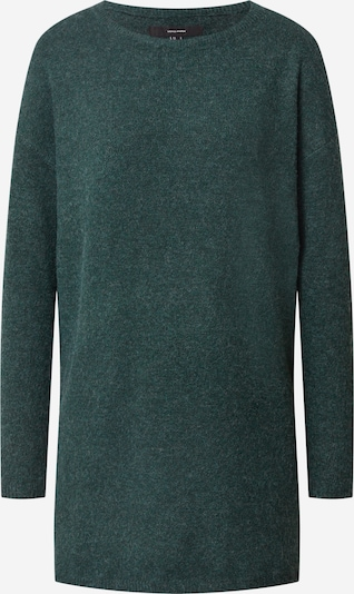 VERO MODA Trui 'BRILLIANT' in de kleur Smaragd, Productweergave