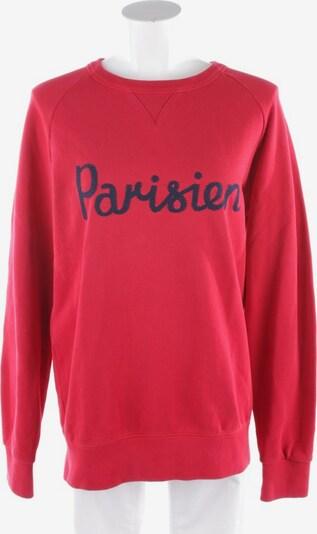 Maison Kitsuné Sweatshirt / Sweatjacke in M in rot, Produktansicht