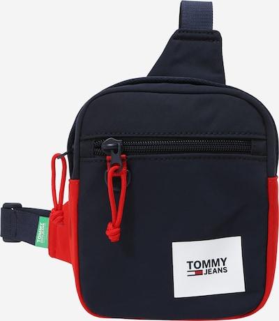 Tommy Jeans Schoudertas in de kleur Navy / Rood, Productweergave