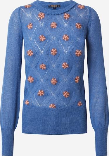 """Megztinis 'Asha' iš King Louie , spalva - sodri mėlyna (""""karališka"""") / rožinė / pudros spalva, Prekių apžvalga"""