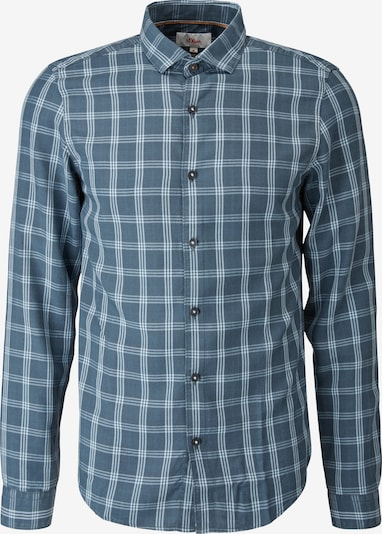 s.Oliver Button Up Shirt in Dark blue, Item view