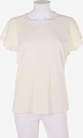 ElleNor Shirt in L-XL in Weiß