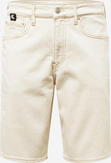 Calvin Klein Jeans Traperice u boja pijeska, Pregled proizvoda