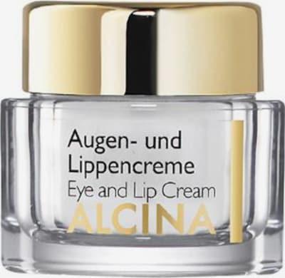 Alcina Augen- Und Lippencreme in: Frontalansicht