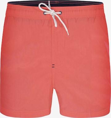 Shorts de bain ' Gregor ' bugatti en rouge