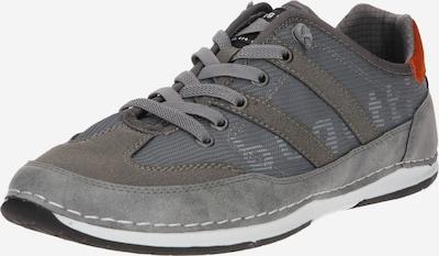 Sneaker low 'Kovak' bugatti pe maro caramel / gri închis, Vizualizare produs