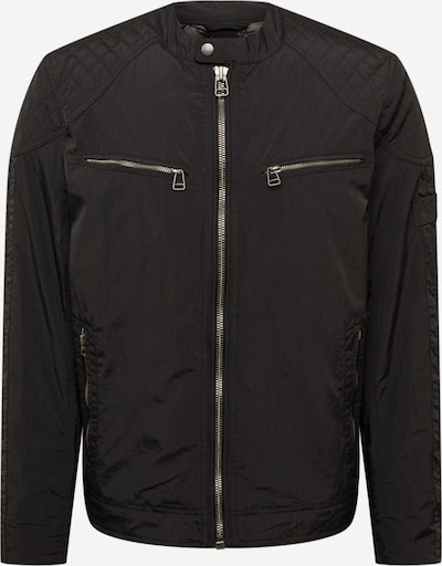 Pepe Jeans Övergångsjacka 'JORDAN' i svart, Produktvy