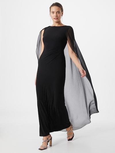 Lauren Ralph Lauren Вечерна рокля 'HOPELEE' в черно, Преглед на модела