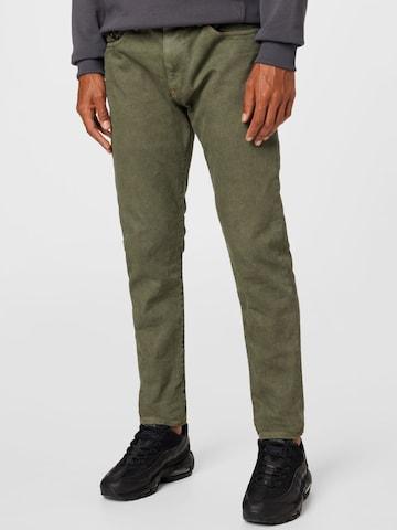 Jean 'STRUKT' DIESEL en vert