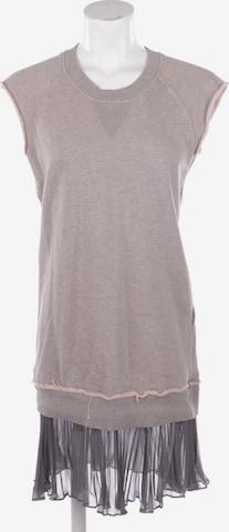 PINKO Dress in S in Grey