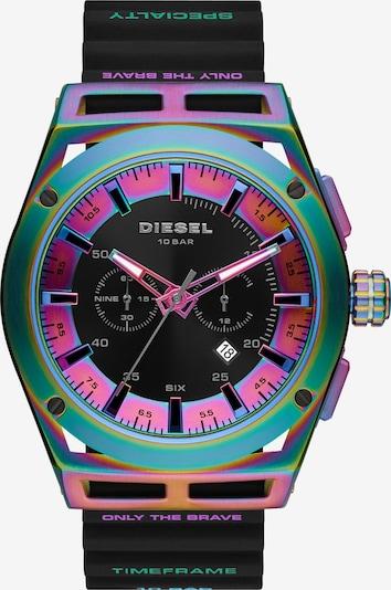 DIESEL Uhr in mischfarben / schwarz, Produktansicht