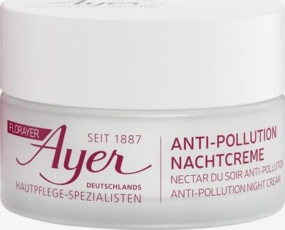 Ayer Ayer Anti-Pollution Night Cream in pink / weiß, Produktansicht