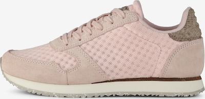 WODEN Låg sneaker i rosa / vit, Produktvy