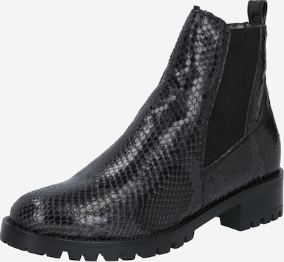 Dune LONDON Stiefelette 'Powerful' in schwarz, Produktansicht