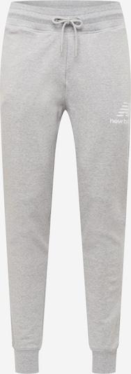 new balance Hose in grau / weiß, Produktansicht