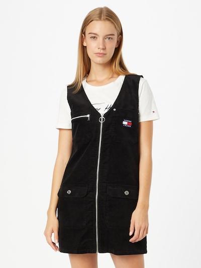 Tommy Jeans Šaty - čierna, Model/-ka