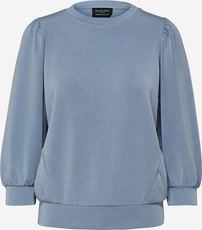 SELECTED FEMME Sweatshirt in blau, Produktansicht