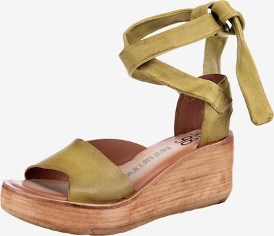 A.S.98 Sandale 'Noa' in khaki, Produktansicht