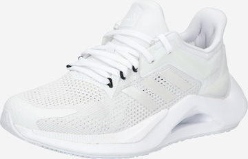 ADIDAS PERFORMANCE Athletic Shoes 'ALPHATORSION 2.0 W' in White