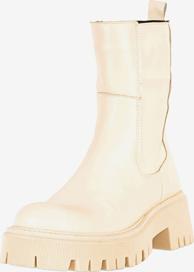 INUOVO Chelsea Boots in creme, Produktansicht