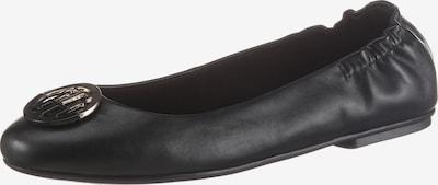 TOMMY HILFIGER Ballerina in schwarz, Produktansicht