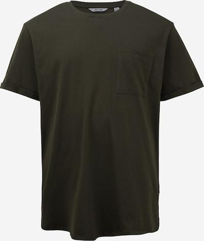 Only & Sons Big & Tall Shirt 'GAVIN LIFE' in Dark green, Item view