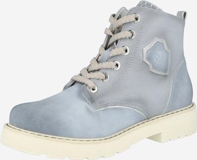 bugatti Bottines à lacets 'Neria Revo' en bleu clair / gris, Vue avec produit