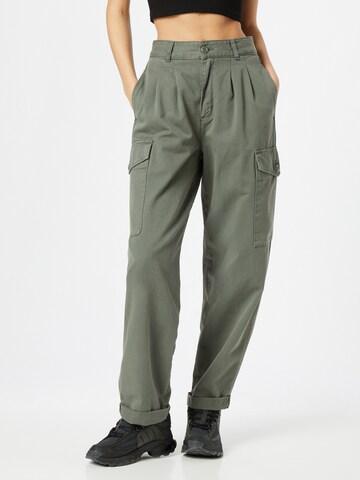 Carhartt WIP - Pantalón cargo en verde