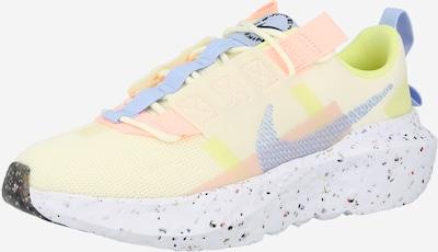 Sneaker low 'Crater Impact' Nike Sportswear pe bej / albastru / galben / roz / alb murdar, Vizualizare produs