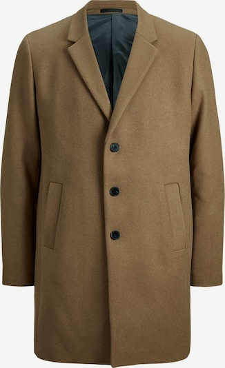 JACK & JONES Between-seasons coat 'JJEMOULDER WOOL COAT STS' in khaki, Item view