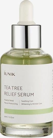 iUnik Serum 'Tea Tree Relief' in grün, Produktansicht