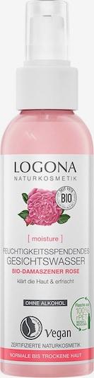 Logona Gesichtswasser 'Bio-Damaszener Rose & Day' in transparent, Produktansicht
