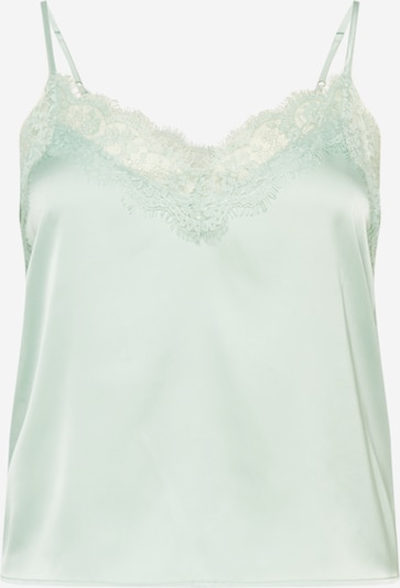 Guido Maria Kretschmer Curvy Collection Top 'Lynn' in mint, Produktansicht
