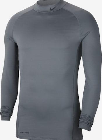 NIKE Unterwäsche in Grau