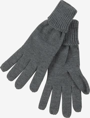 J. Jayz Full Finger Gloves in Grey