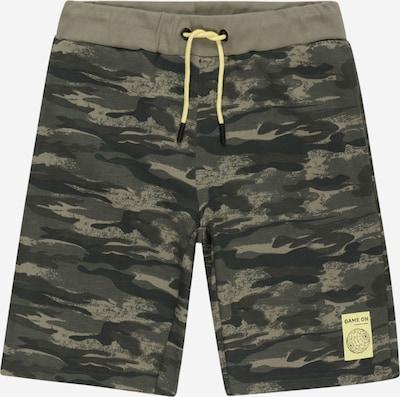 Pantaloni STACCATO di colore cachi / abete / verde scuro, Visualizzazione prodotti