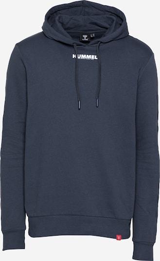 Sportinio tipo megztinis 'Legacy' iš Hummel, spalva – mėlyna / raudona / balta, Prekių apžvalga