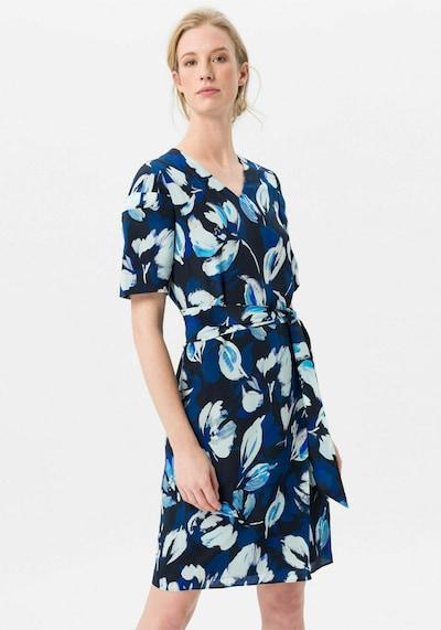 Uta Raasch Kleid mit Seide in blau / mischfarben, Modelansicht