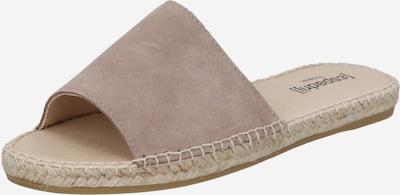 espadrij l´originale Pantolette 'Plage' in camel, Produktansicht