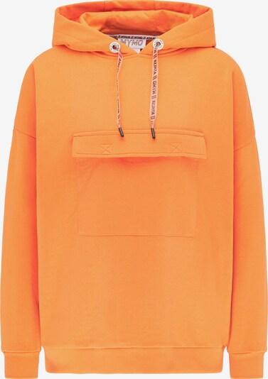 myMo ATHLSR Sweatshirt in orange, Produktansicht